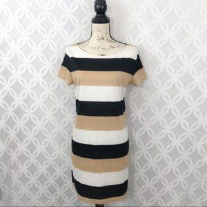 Charming Charlie Striped Sheath Dress